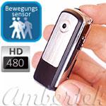 Mini Geheimkamera mit Bewegungssensor Ambertek G160