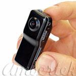 Kleine Geheimkamera mit Lautsensor Ambertek MD80SE