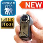 Minicam HD 1080P Ambertek QQ7 mit dem Weitwinkelobjektiv 185 grad Blickwinkel
